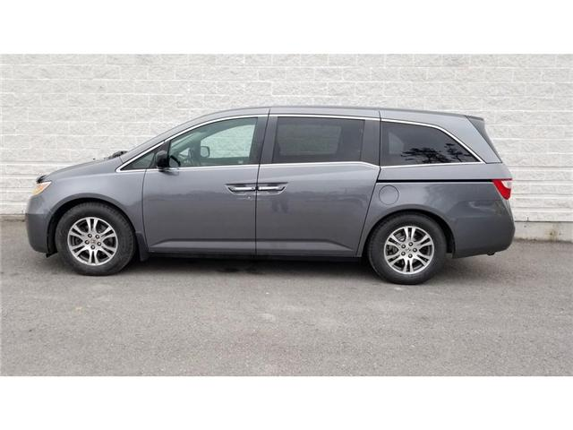 2011 Honda Odyssey EX-L (Stk: 18679A) in Kingston - Image 1 of 30