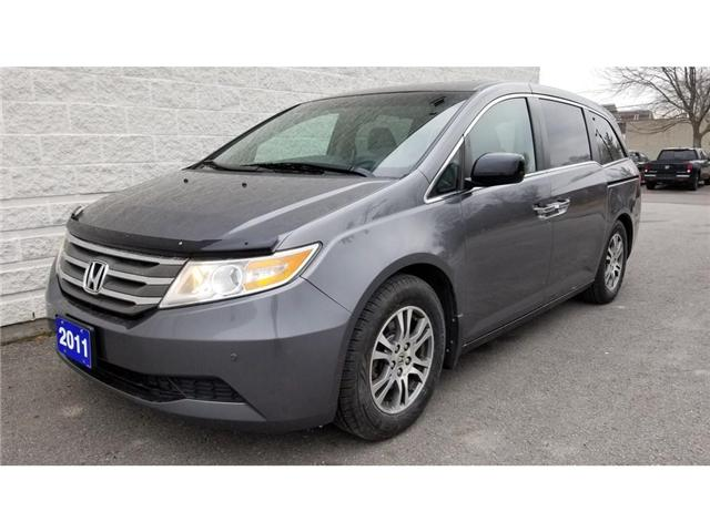 2011 Honda Odyssey EX-L (Stk: 18679A) in Kingston - Image 2 of 30
