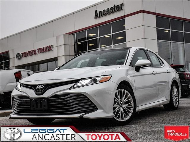 2018 Toyota Camry XLE (Stk: 18159.) in Ancaster - Image 1 of 22