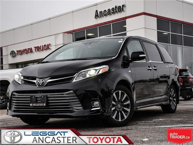2018 Toyota Sienna LIMITED AWD (Stk: 18590.) in Ancaster - Image 1 of 26