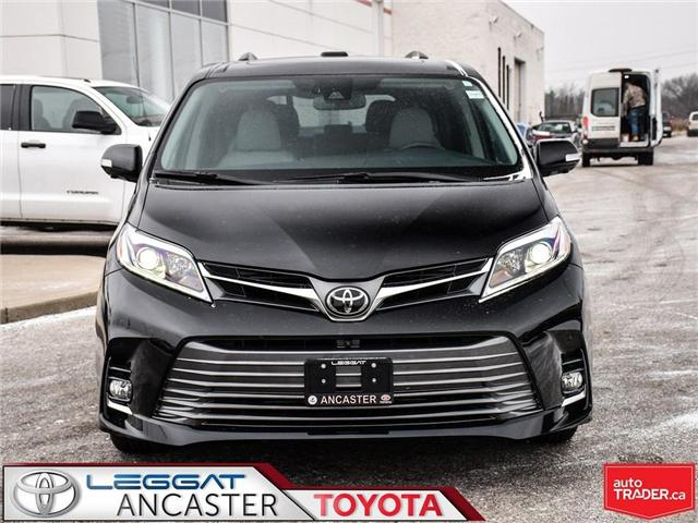 2018 Toyota Sienna LIMITED AWD (Stk: 18590.) in Ancaster - Image 2 of 26