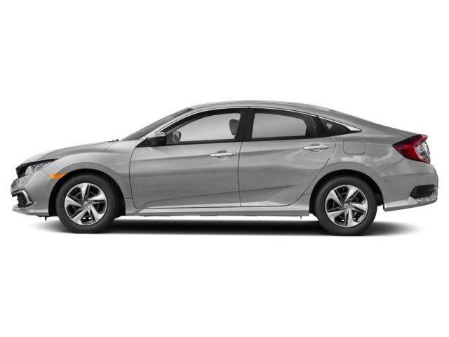 2019 Honda Civic LX (Stk: F19085) in Orangeville - Image 2 of 9