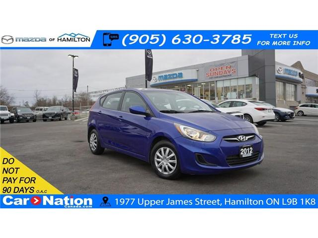 2012 Hyundai Accent  (Stk: HN1759A) in Hamilton - Image 1 of 30
