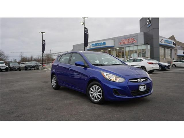 2012 Hyundai Accent  (Stk: HN1759A) in Hamilton - Image 2 of 30