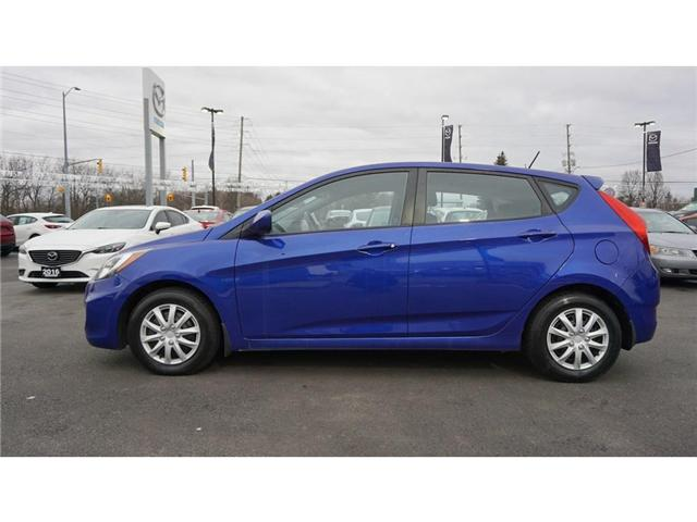 2012 Hyundai Accent  (Stk: HN1759A) in Hamilton - Image 9 of 30