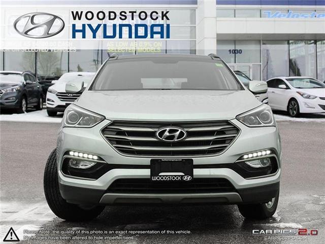 2017 Hyundai Santa Fe Sport 2.0T Limited (Stk: HD17092) in Woodstock - Image 2 of 22