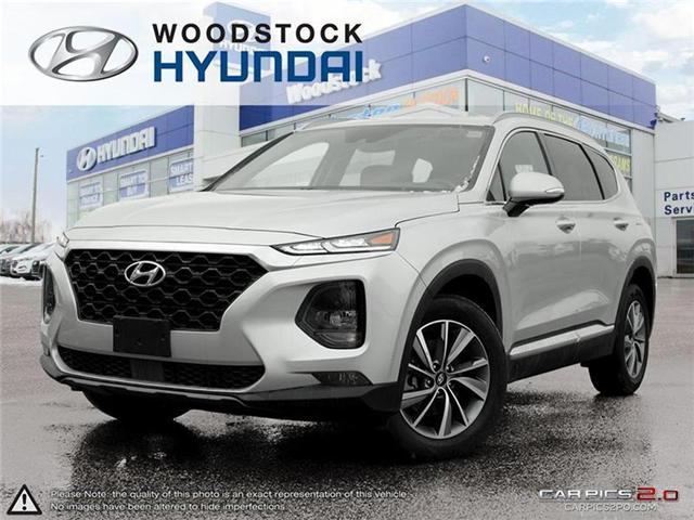 2019 Hyundai Santa Fe Preferred 2.4 (Stk: HD19000) in Woodstock - Image 1 of 22