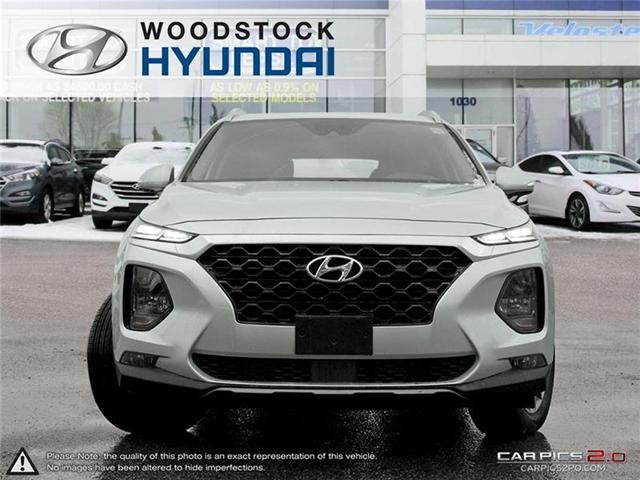 2019 Hyundai Santa Fe Preferred 2.4 (Stk: HD19000) in Woodstock - Image 2 of 22