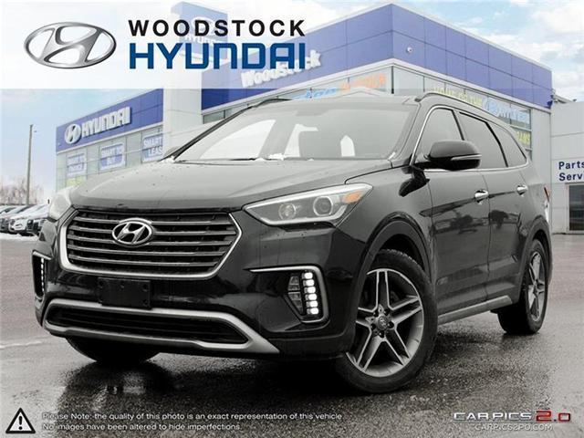 2018 Hyundai Santa Fe XL Limited (Stk: HD18005) in Woodstock - Image 1 of 22
