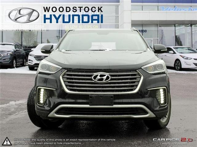 2018 Hyundai Santa Fe XL Limited (Stk: HD18005) in Woodstock - Image 2 of 22