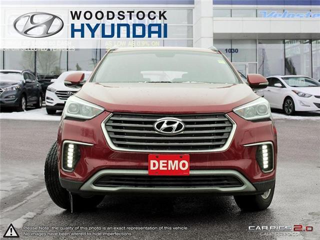 2018 Hyundai Santa Fe XL Premium (Stk: HD18015) in Woodstock - Image 2 of 22