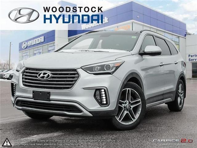 2018 Hyundai Santa Fe XL Limited (Stk: HD18014) in Woodstock - Image 1 of 22