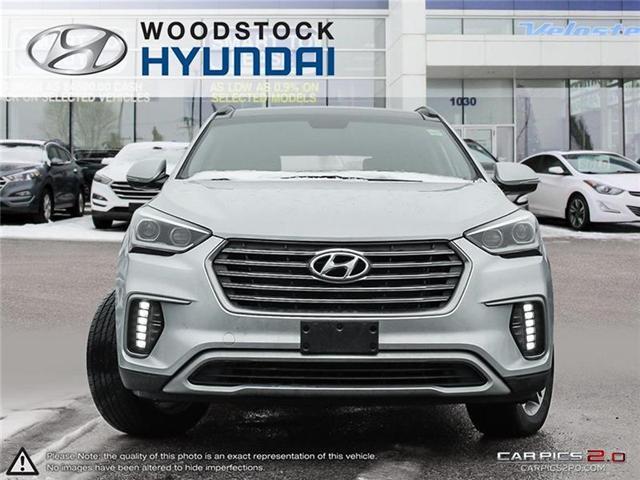 2018 Hyundai Santa Fe XL Limited (Stk: HD18014) in Woodstock - Image 2 of 22