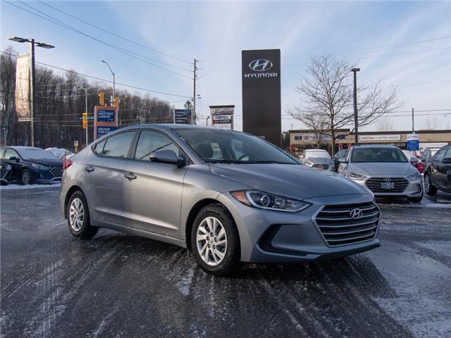 2017 Hyundai Elantra GL (Stk: PH76238) in Ottawa - Image 1 of 11