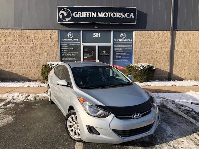 2012 Hyundai Elantra GL (Stk: 1099) in Halifax - Image 1 of 18