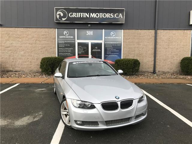 2007 BMW 335i  (Stk: 1054) in Halifax - Image 1 of 16