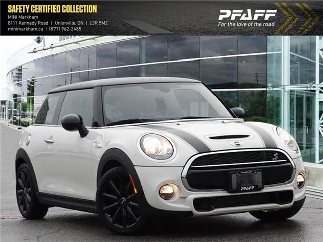 2017 MINI 3 Door Cooper S (Stk: O11721) in Markham - Image 1 of 19