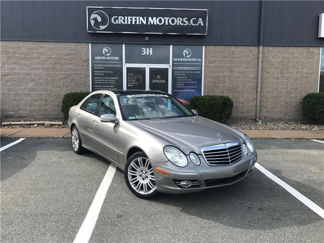 2008 Mercedes-Benz E-Class Base (Stk: 1042) in Halifax - Image 1 of 20