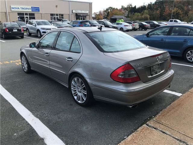 2008 Mercedes-Benz E-Class Base (Stk: 1042) in Halifax - Image 8 of 20