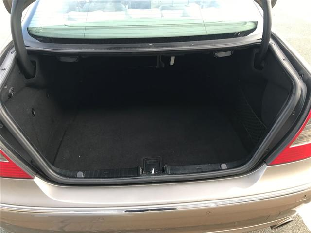2008 Mercedes-Benz E-Class Base (Stk: 1042) in Halifax - Image 20 of 20