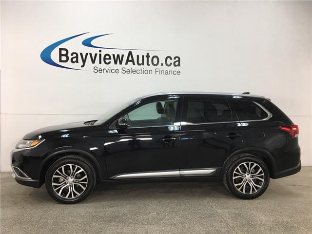 2018 Mitsubishi Outlander ES (Stk: 34157W) in Belleville - Image 1 of 28