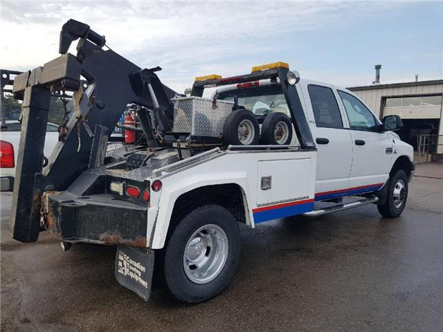 2007 Dodge Ram 3500 ST WRECKER TOW TRUCK at $35995 for sale