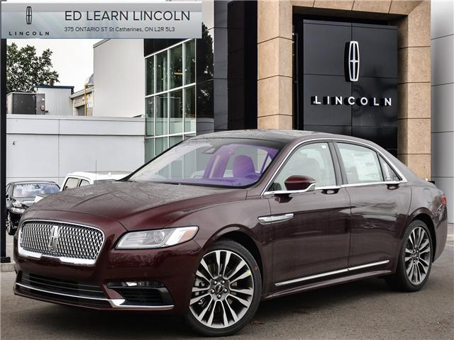 2019 Lincoln Continental Reserve (Stk: 19CT104) in St. Catharines - Image 1 of 20