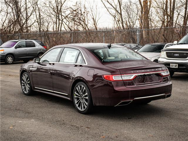2019 Lincoln Continental Reserve (Stk: 19CT104) in St. Catharines - Image 3 of 20