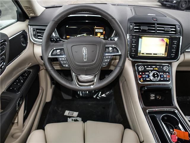 2019 Lincoln Continental Reserve (Stk: 19CT104) in St. Catharines - Image 14 of 20