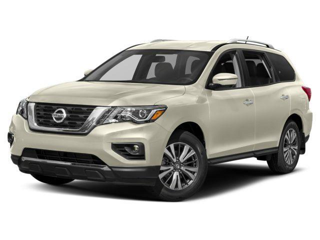 2019 Nissan Pathfinder SL Premium (Stk: U117) in Ajax - Image 1 of 9