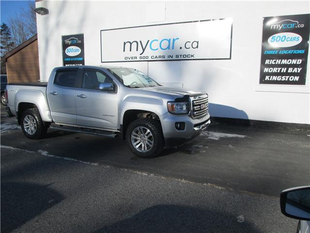 2016 GMC Canyon SLT (Stk: 181954) in Richmond - Image 2 of 12