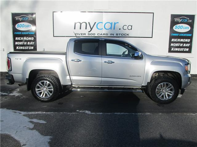 2016 GMC Canyon SLT (Stk: 181954) in Richmond - Image 1 of 12