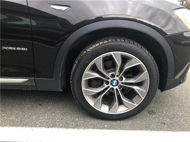 2016 BMW X3 xDrive28i (Stk: 1037) in Halifax - Image 12 of 23