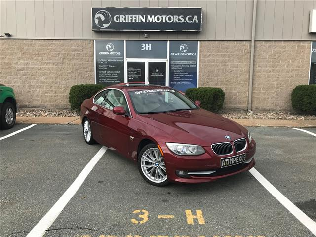 2011 BMW 335i xDrive (Stk: 1035) in Halifax - Image 1 of 20