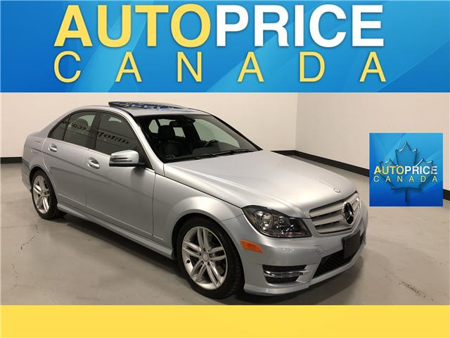 2013 Mercedes-Benz C-Class Base (Stk: H0033) in Mississauga - Image 1 of 24