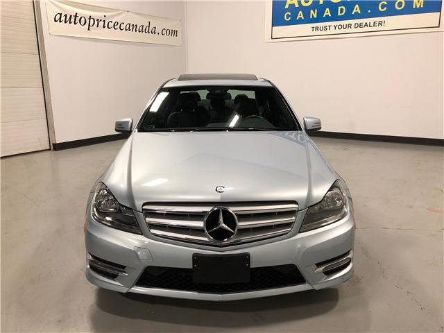 2013 Mercedes-Benz C-Class Base (Stk: H0033) in Mississauga - Image 2 of 24