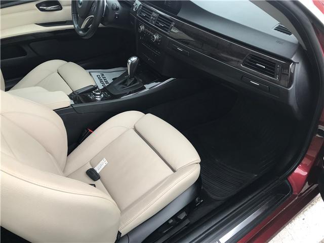 2011 BMW 335i xDrive (Stk: 1035) in Halifax - Image 18 of 21