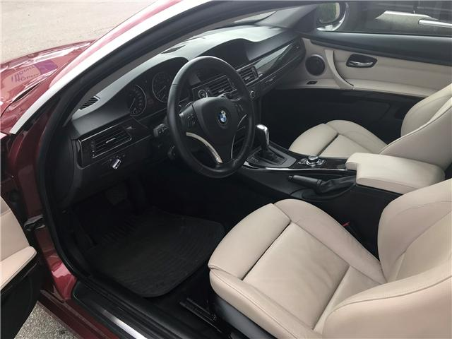 2011 BMW 335i xDrive (Stk: 1035) in Halifax - Image 12 of 21