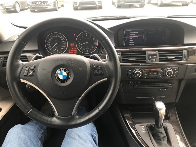 2011 BMW 335i xDrive (Stk: 1035) in Halifax - Image 13 of 21