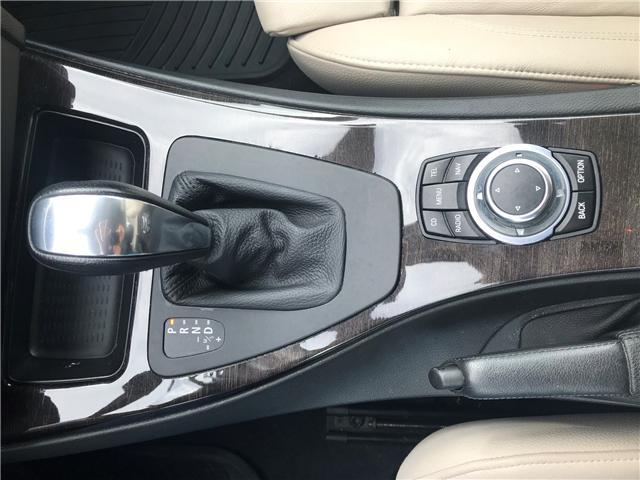 2011 BMW 335i xDrive (Stk: 1035) in Halifax - Image 17 of 21