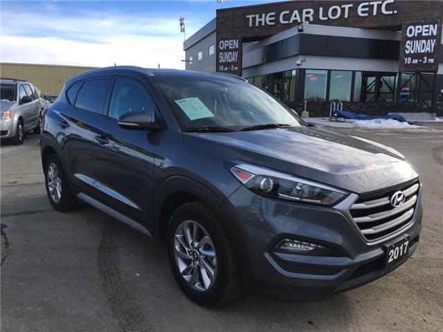2017 Hyundai Tucson Premium (Stk: 18692) in Sudbury - Image 1 of 14