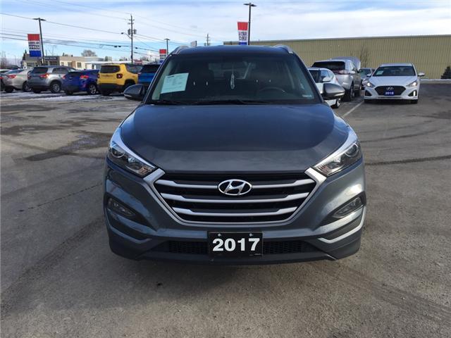 2017 Hyundai Tucson Premium (Stk: 18692) in Sudbury - Image 2 of 14