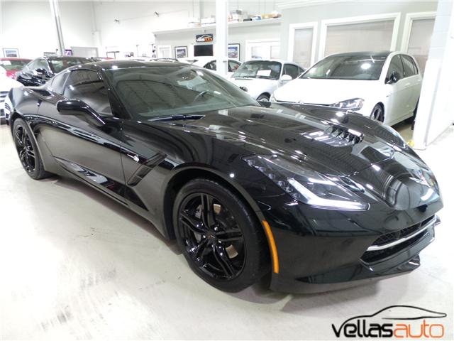 2017 Chevrolet Corvette Stingray (Stk: NP7366) in Vaughan - Image 10 of 24