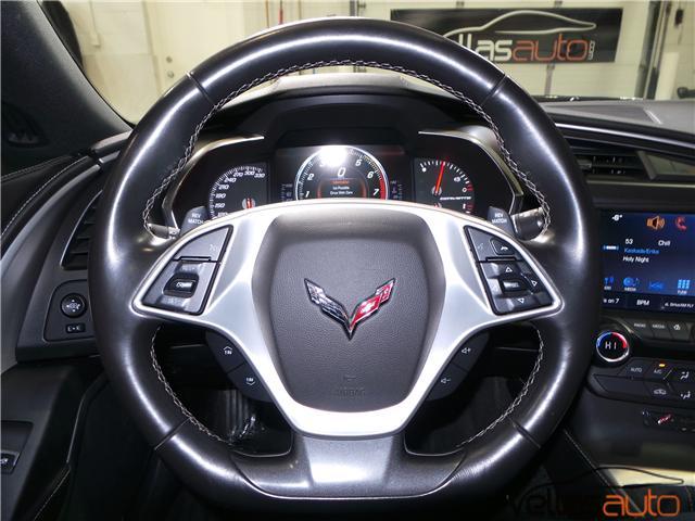 2017 Chevrolet Corvette Stingray (Stk: NP7366) in Vaughan - Image 14 of 24