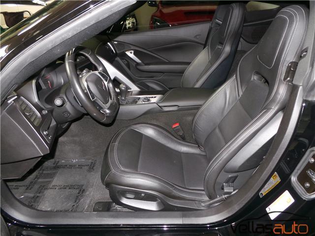 2017 Chevrolet Corvette Stingray (Stk: NP7366) in Vaughan - Image 20 of 24
