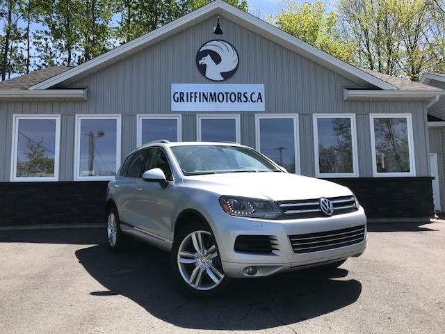 2012 Volkswagen Touareg 3.0 TDI Highline (Stk: 985) in Halifax - Image 1 of 22
