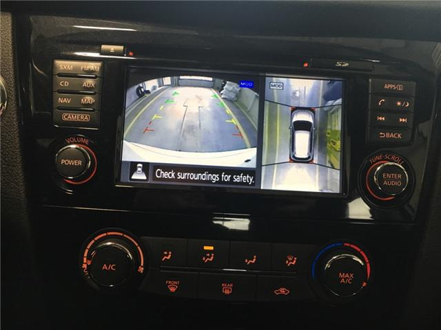 2016 Nissan Rogue SV (Stk: P0637) in Owen Sound - Image 9 of 12