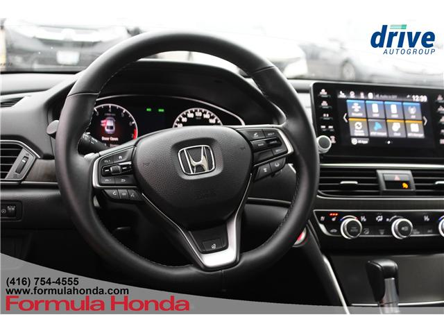 2018 Honda Accord Touring (Stk: 18-0599D) in Scarborough - Image 12 of 35