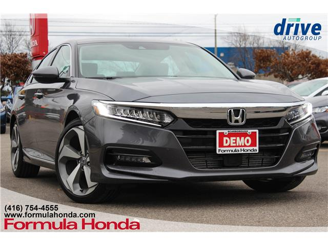 2018 Honda Accord Touring (Stk: 18-0599D) in Scarborough - Image 1 of 32