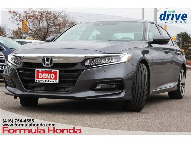 2018 Honda Accord Touring (Stk: 18-0599D) in Scarborough - Image 4 of 32